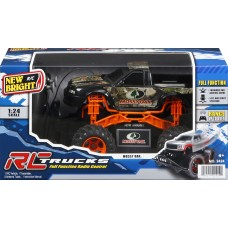 New Bright 1:24 Full-Function Radio-Controlled Ford Raptor   551609696