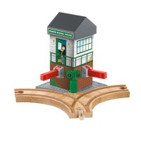Thomas & Friends Wooden Railway Maron Lights & Sounds Signal Shed   556271980