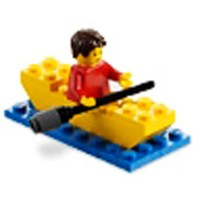 LEGO Games - Creationary   070009514