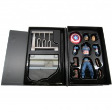 Dragon Models 1/9 Marvel Avengers Age of Ultron, Captain America Action Hero Vignette   555068373