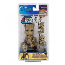 Guardians of the Galaxy 2 - Limited Edition Gift Set - Kid Groot (Body Knocker, 2 Scalers, Earbuds)