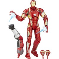 "Marvel 6"" Legends Series Iron Man Mark 46 Figure   554671098"