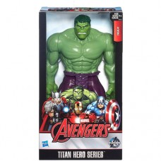 Marvel Avengers Titan Hero Series Hulk Figure