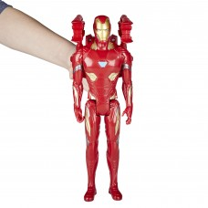 Marvel Infinity War Titan Hero Series Iron Man with Titan Hero Power FX Port   569811740