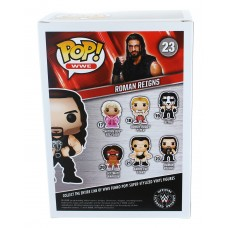 Pop! Wwe: Roman Reigns (Funko)
