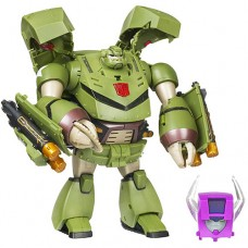 Transformers Animated Leader Bulkhead Action Figure