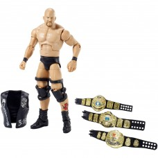WWE Defining Moments Elite Stone Cold Steve Austin Figure