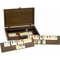Rummy Set in Wooden Case