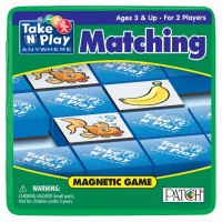 Take 'N' Play Anywhere Magnetic Game - Matching   551570954
