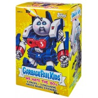 Garbage Pail Kids We Hate the 80s We Hate the '80s Trading Card Blaster Box [5 Packs]