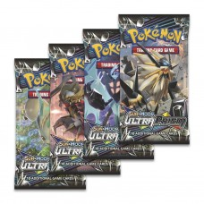 Pokemon Sun & Moon Ultra Prism Trading Cards 5 Pack Blister Bundle   567316028