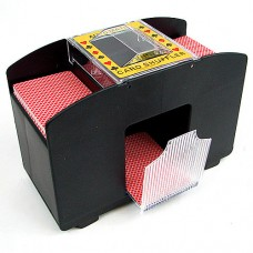 Trademark Poker 4 Deck Automatic Card Shuffler   563269338