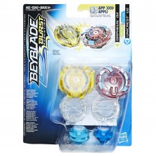 Beyblade Burst Evolution Dual Pack Booster - Orpheus O2 & Unicrest U2   568100844