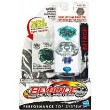 Beyblade Metal Masters Ultimate Gravity Destroyer Attack Single Pack