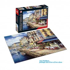 City Port Jigsaw Puzzle (1000 Pieces)   565669929