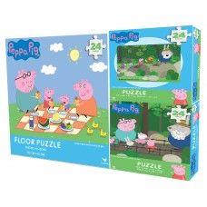 Peppa Pig - 3-Pack Puzzle Bundle   565588970
