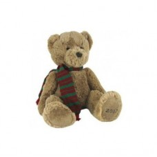 18 Inch Plush Bombay Shelby Bear Stuffed Animal by Russ Berrie,2007