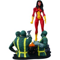 Marvel Select Spider-Woman Action Figure   552167739