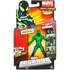marvel classic legends 6 inch figure - big time spider-man