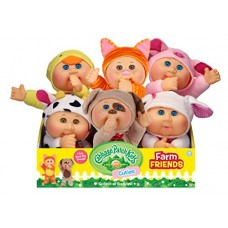 "Cabbage Patch Farm Friend Cuties 9"" Doll: Daphne Ducky"