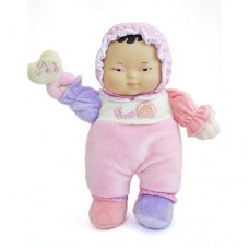 "JC Toys Berenguer 12"" Lil' Hugs Baby Doll, Asian   551994022"