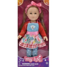 My Life As 7-inch Mini Doll - Pastry Chef, Red Hair   562990885