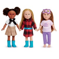 My Life As 7-inch Mini Doll Clothing Fashion Pack - School Girl Theme   562992303
