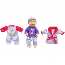 "My Sweet Love 12.5"" Baby with Outfits, Purple   550426322"