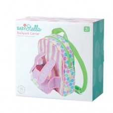 "Manhattan Toy Baby Stella, Backpack Carrier 15"" Baby Doll Accessory   550161318"