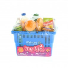 My Life As Shop Basket - Blue   562933790