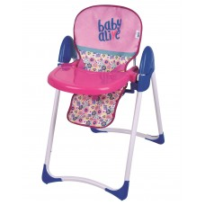Baby Alive Doll Deluxe Highchair   568286503