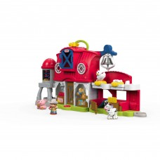 Little People Caring For Animals Farm Playset   561087041