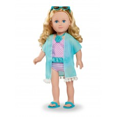 MY LIFE AS 18-inch Doll BEACH VACATIONER - BLONDE   566072040