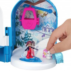 Polly Pocket Pocket Snowball Surprise Compact   568085321