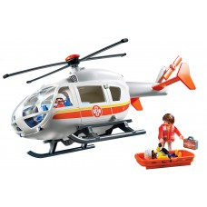 PLAYMOBIL Emergency Medical Helicopter   563611211