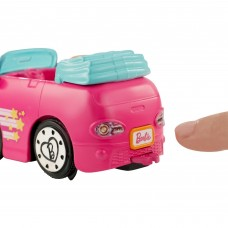 Barbie On the Go Pink Car and Doll   564215220