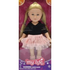My Life As 7-inch Mini Doll - Ballerina, Blonde   562990888