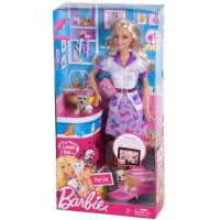 Barbie I Can Be... Pet Vet Doll - New 2012 Version