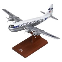 Daron Worldwide Boeing 377 Stratocruiser PAA Model Airplane