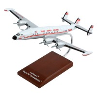 Daron Worldwide Lockheed Martin L-1049 Super Constellation TWA Model Airplane