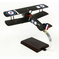 Daron Worldwide Sopwith Camel Black Model Airplane