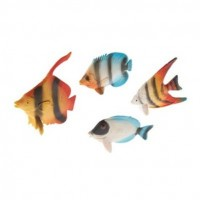 REVELL 77-1111 School Project Accessory Tropical Fish