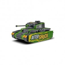 Revell Combat Crushers Aftershock Panzer Tank Plastic Model Kit Multi-Colored   552573325
