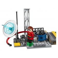 LEGO Juniors The Incredibles 2 Elastigirl's Rooftop Pursuit 10759   567544225