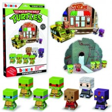 Funko Teenage Mutant Ninja Turtles Boxos Teenage Mutant Ninja Turtles Playset