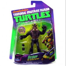 Teenage Mutant Ninja Turtles Nickelodeon Bebop Action Figure [Dark Skin Version]
