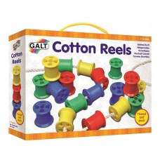 Cotton Reels (Galt) - Sorting Toy by Galt Toys (1003235)