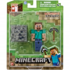 Minecraft Core Steve with Accessories   554137860