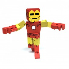 Iron Man Wood Warriors 8""