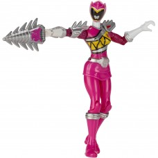 Power Rangers Dino Super Charge Dino Steel Pink Ranger